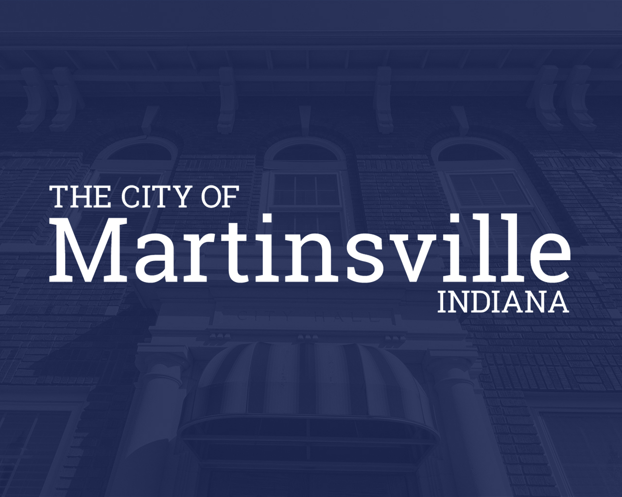 Building Services - City of Martinsville, Indiana